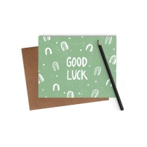 Green good luck Front Mock Up